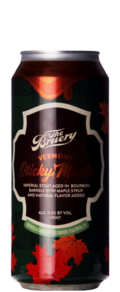 The Bruery Vermont Sticky Maple Blik