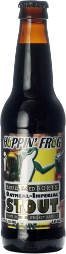 Hoppin' Frog Barrel Aged B.O.R.I.S. the Crusher Whiskey