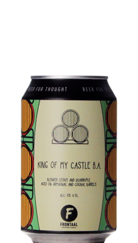 Frontaal King Of My Castle BA