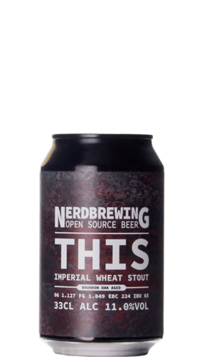 Nerdbrewing This Bourbon Oak Aged