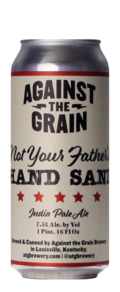 Against The Grain Not Your Father's Hand Sani