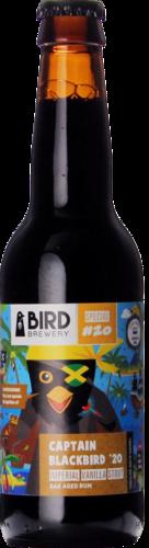 Bird Captain Blackbird Rum Barrel Aged