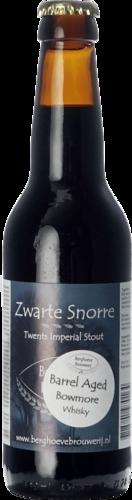Berghoeve Zwarte Snorre Bowmore BA