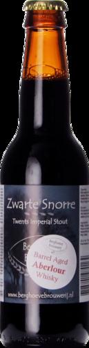 Berghoeve Zwarte Snorre Aberlour Whisky BA