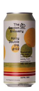 The Garden Hazy DIPA #2
