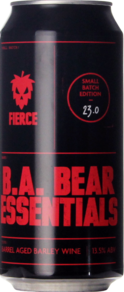 Fierce Beer B.A Bear Essentials