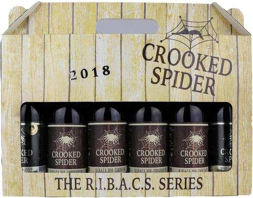 Crooked Spider R.I.B.A.C.S. Set