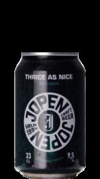 Jopen Thrice As Nice