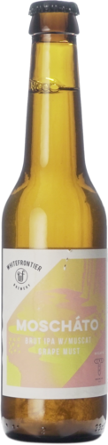 Whitefrontier / Track Brewing Moschato Brut IPA