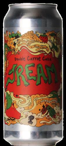 Burley Oak Double Carrot Cake JREAM