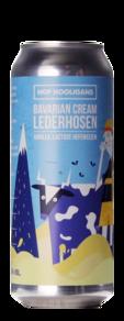 Hop Hooligans Bavarian Cream Lederhosen