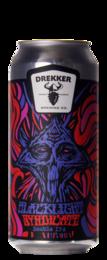 Drekker Brewing Co. Blacklight Syndicate