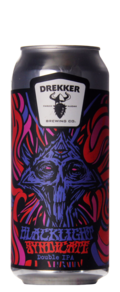 Drekker Brewing Co. Blacklight Syndicate
