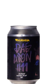 Walhalla Daemon #11 Chernobog - Russian Imperial Stout