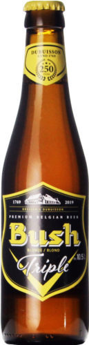 Brasserie Dubuisson Bush Blond 10,5%