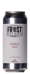 Frost Beer Works Double Shush