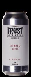 Frost Beer Works Double Shush
