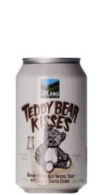Upland Brewing Bourbon BA Teddy Bear Kisses with Toasted Coconut
