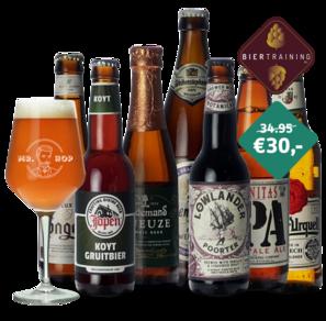 Bierpakket Biertraining.nl