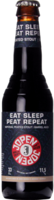 Jopen Eat Sleep Peat Repeat Jack Daniel's BA