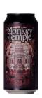 Mad Scientist Monkey Temple Can