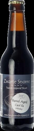 Berghoeve Zwarte Snorre Coal Ila BA