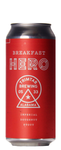 TrimTab Brewing Co. Breakfast Hero