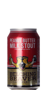 Belching Beaver Peanut Butter Milk Stout (Blik)