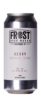Frost Beer Works Heavy Imperial Stout