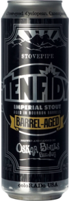 Oskar Blues Ten Fidy Barrel Aged