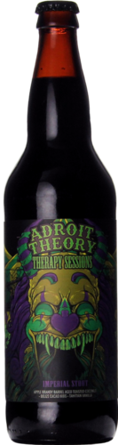 Adroit Theory Therapy Sessions Apple Brandy BA Toasted Coconut Belizian Cacao Nibs Tahitian Vanilla (Ghost 796)