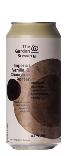 The Garden Imperial Vanilla & Chocolate Porter