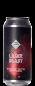 Frau Gruber Laser Blast