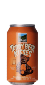 Upland Brewing Bourbon BA Teddy Bear Kisses with Cacao & Orange Zest