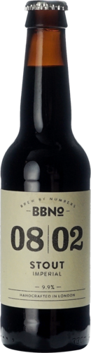 Brew by Numbers 08|02 Stout Imperial