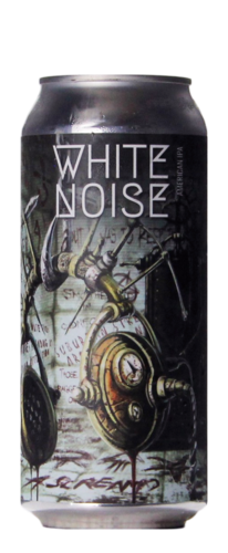 Adroit Theory White Noise (Ghost 872)