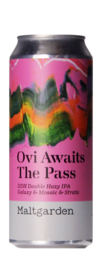 Maltgarden Ovi Awaits The Pass