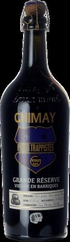 Chimay Grande Réserve Oak Aged 2017 Rhum