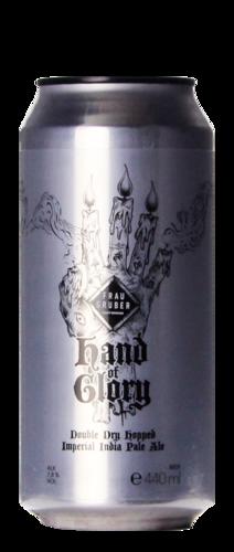 Frau Gruber Hand Of Glory