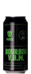 Fierce Beer Bourbon BA V.B.M.