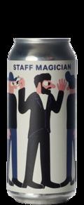 Mikkeller San Diego Staff Magician