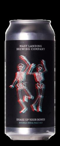 Mast Landing Shake Up Your Bones