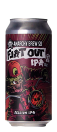 Anarchy Brew Flat Out