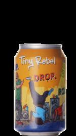 Tiny Rebel Stop. Drop. Roll.