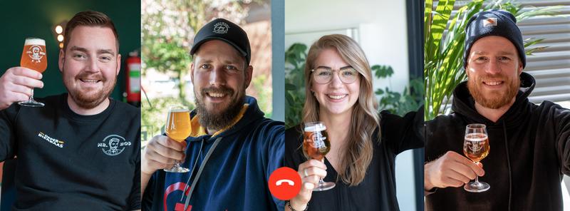 Virtuele bierproeverij