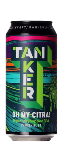 Tanker Oh My Citra!
