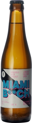 Brussels Beer Project Miami B**ch