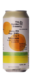 The Garden Hazy IPA #03: Bru-1 Showcase