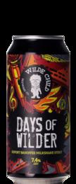 Wilde Child Days Of Wilder
