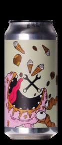 De Moersleutel Graxx The Cream Horn Gobbler